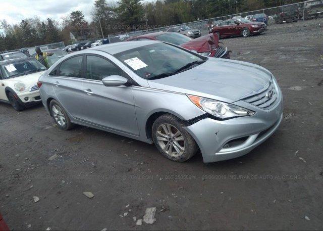 Inventory #631992644 2013 Hyundai SONATA