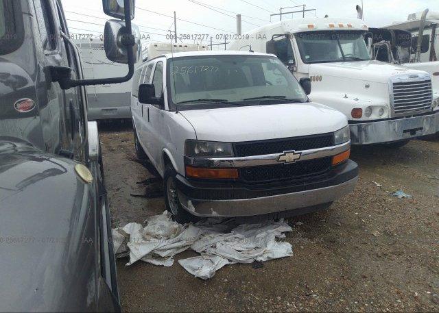 Inventory #233391516 2014 Chevrolet Express G3500