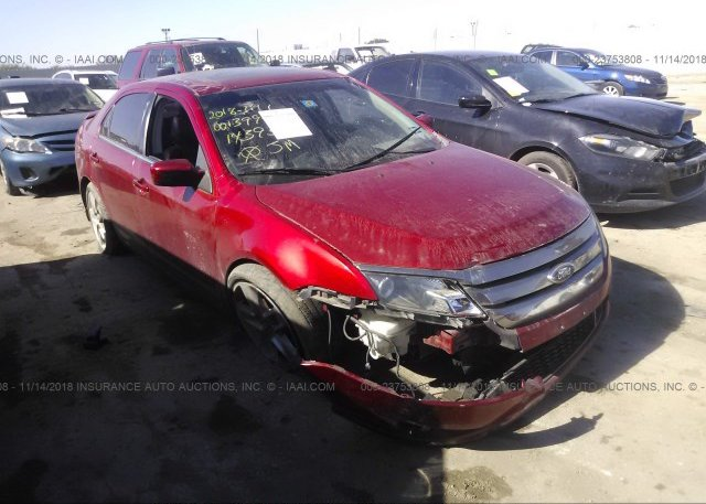 Inventory #731744379 2011 FORD FUSION