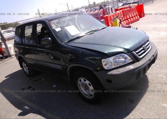 Inventory #304889329 1999 Honda CR-V