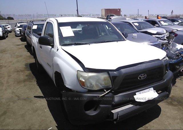 Inventory #518728022 2007 Toyota TACOMA