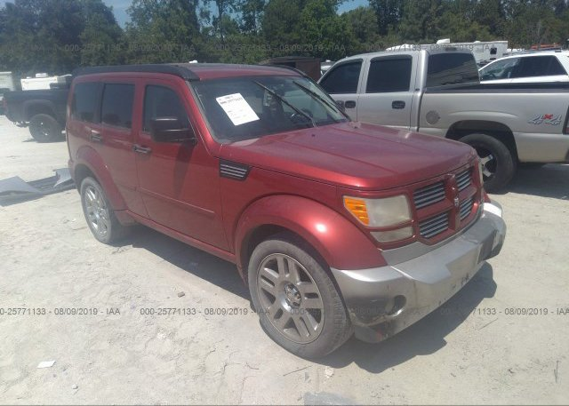 Inventory #875704188 2007 Dodge NITRO
