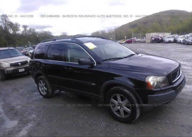 Inventory #221052357 2004 Volvo XC90