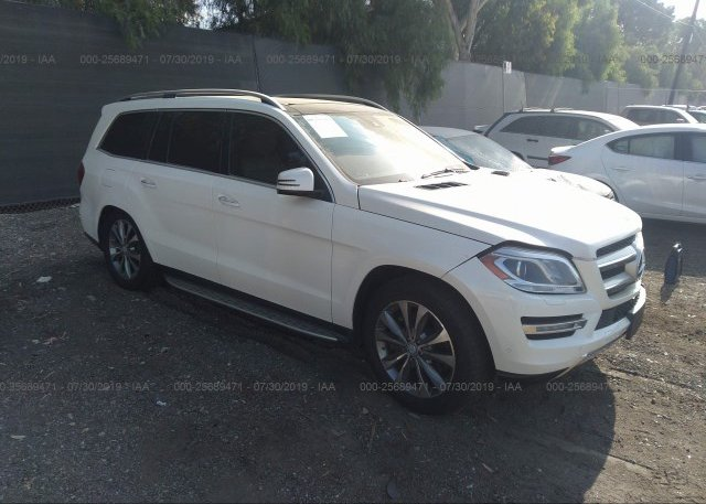 Inventory #287102615 2013 Mercedes-benz GL