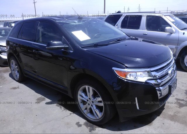 Inventory #599215941 2013 FORD EDGE
