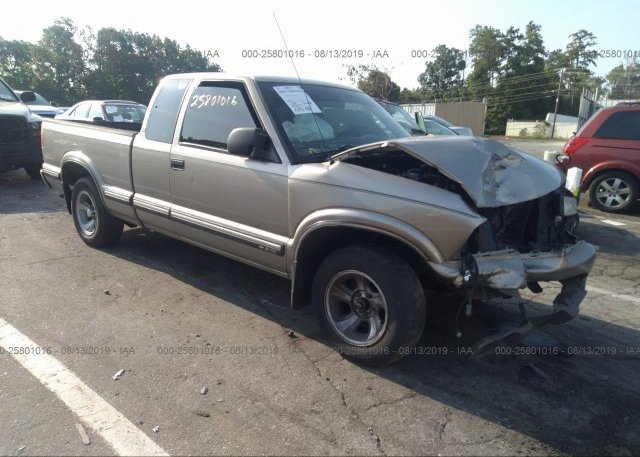 Inventory #803069283 1999 Chevrolet S TRUCK