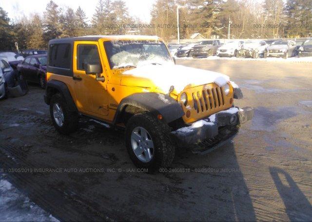 Inventory #637872885 2012 JEEP WRANGLER