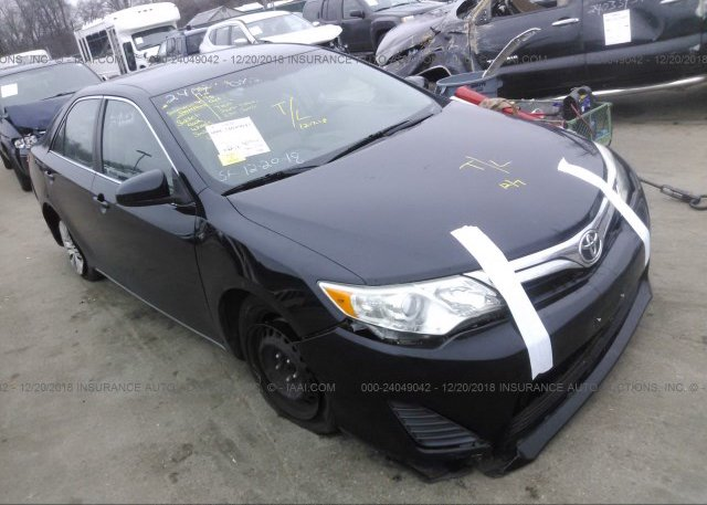 Inventory #438324360 2012 Toyota CAMRY