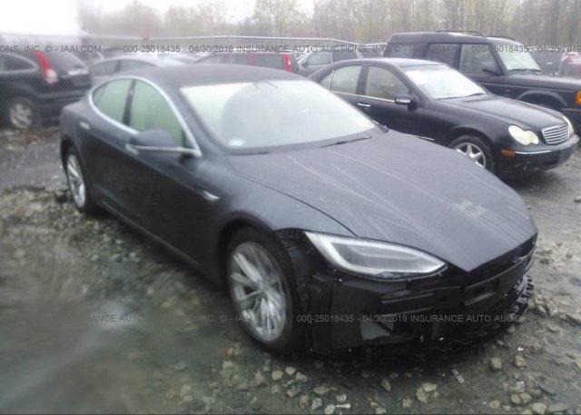Inventory #830770627 2017 Tesla MODEL S