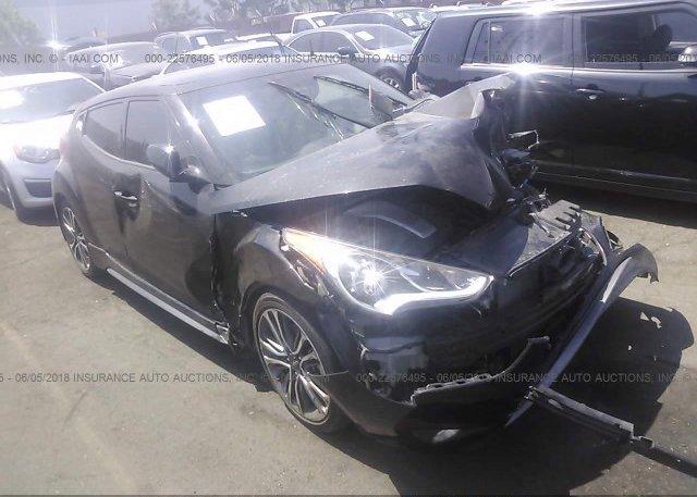 Inventory #665768415 2016 Hyundai VELOSTER