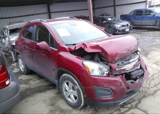 Inventory #252867068 2015 Chevrolet TRAX