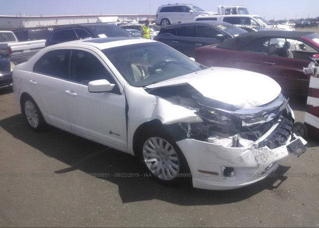 Inventory #773261201 2010 FORD FUSION