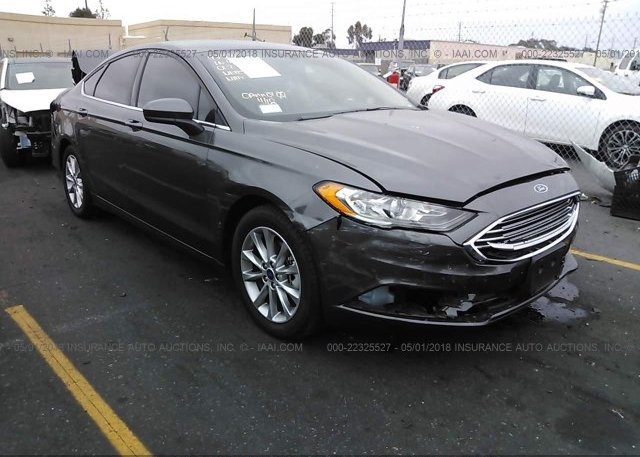 Inventory #745818883 2017 FORD FUSION