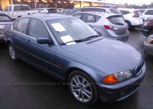 Inventory #663747510 2001 BMW 330
