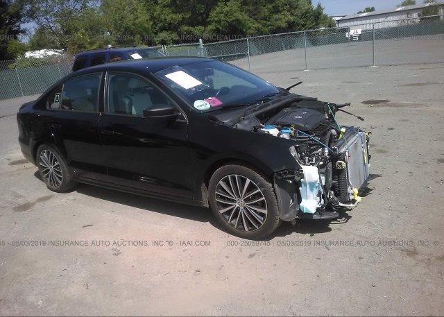 Inventory #571000846 2016 Volkswagen JETTA