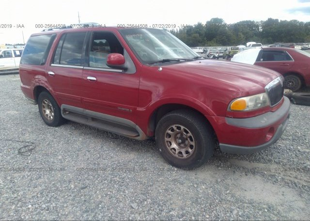 Inventory #850265407 1998 Lincoln NAVIGATOR