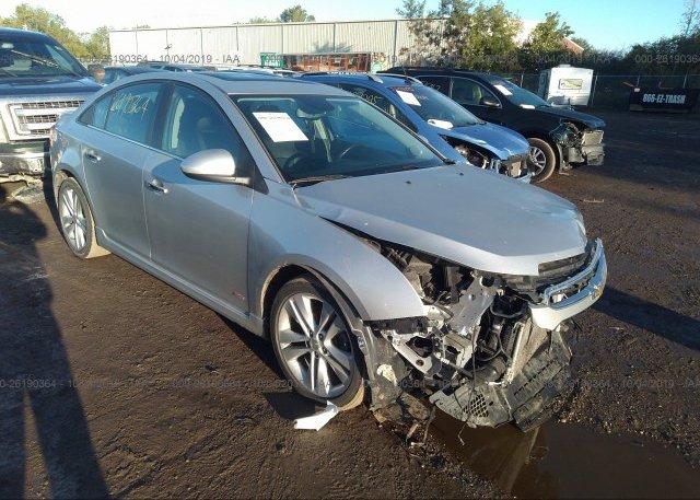 Inventory #646400539 2015 Chevrolet CRUZE