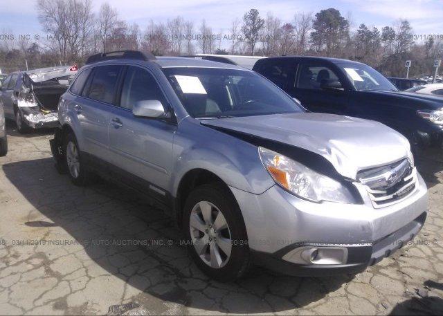 Inventory #437776353 2012 Subaru OUTBACK