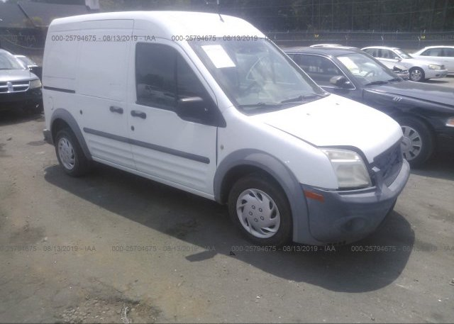 Inventory #438607920 2012 FORD TRANSIT CONNECT