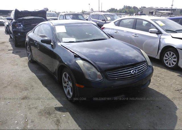 Inventory #337071227 2004 Infiniti G35
