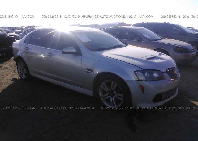 Inventory #190787461 2009 Pontiac G8