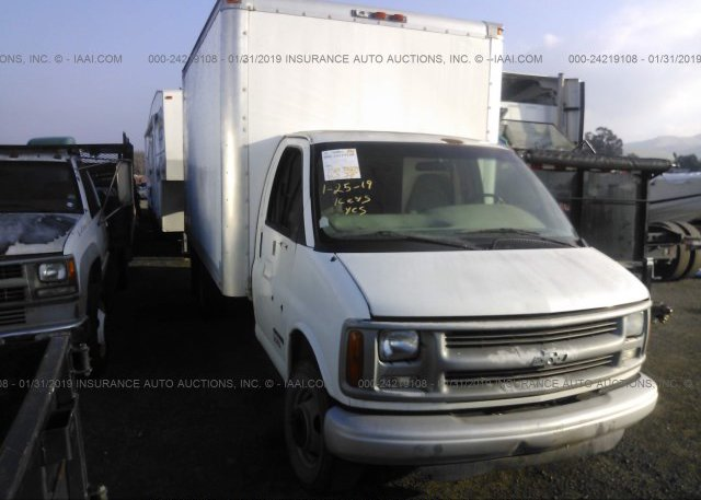 Inventory #681021449 2000 CHEVROLET EXPRESS G3500