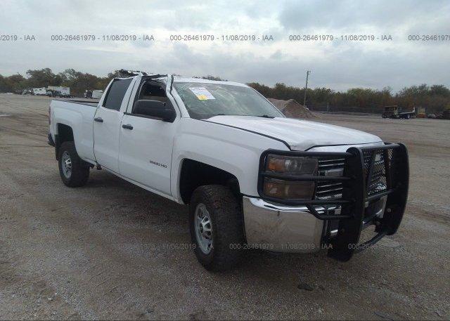 Inventory #508922041 2015 Chevrolet SILVERADO