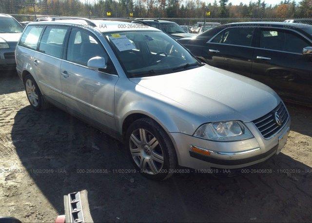Inventory #869432508 2005 Volkswagen PASSAT