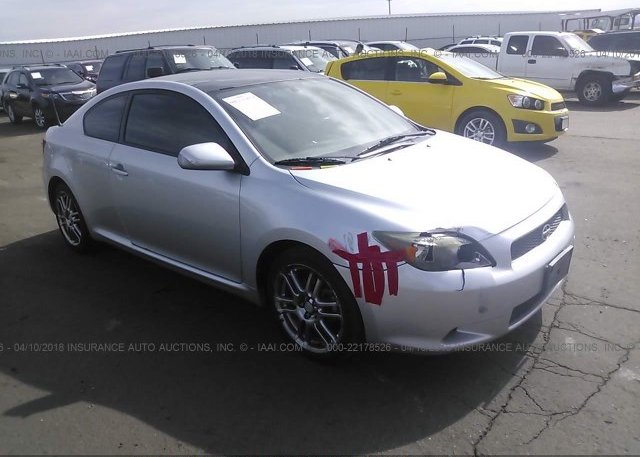 2006 TOYOTA SCION TC   JTKDE177960078001 X2 · 2006 ...