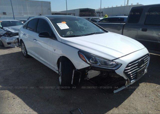 Inventory #692665437 2018 Hyundai SONATA