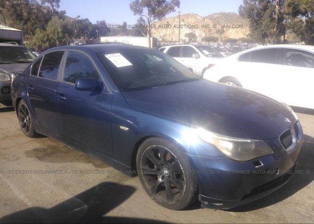 Inventory #767458220 2004 BMW 530