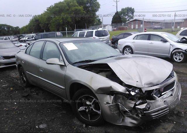 Inventory #437362367 2000 Pontiac BONNEVILLE