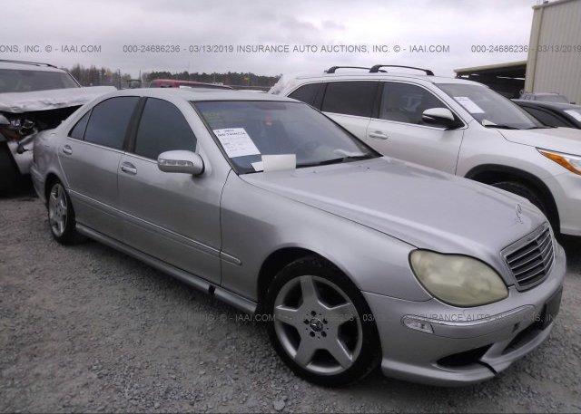 Inventory #364862636 2004 Mercedes-benz S