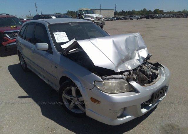 Inventory #814831054 2003 Mazda PROTEGE