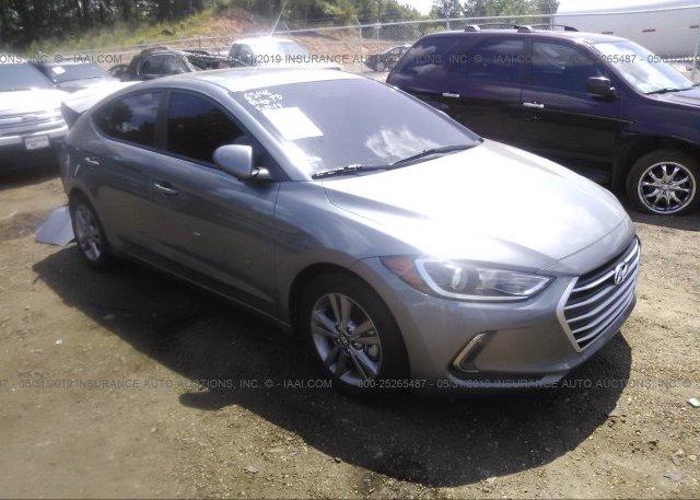 Inventory #877188418 2018 Hyundai ELANTRA