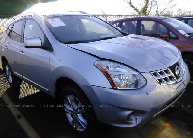 Inventory #713037122 2012 NISSAN ROGUE