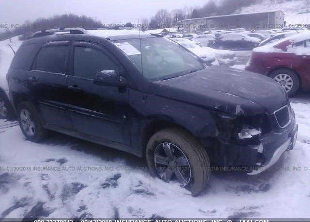 Inventory #607834744 2006 Pontiac TORRENT