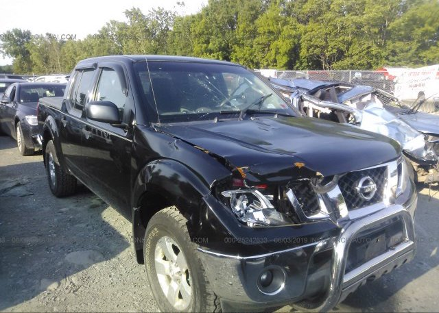 Inventory #894998671 2010 Nissan FRONTIER