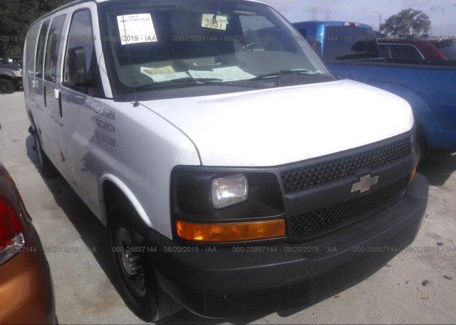 Inventory #788433265 2014 Chevrolet EXPRESS G2500