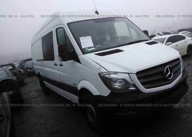 Inventory #266804469 2016 Mercedes-benz SPRINTER