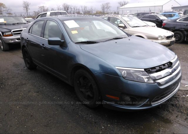 Inventory #261299430 2011 FORD FUSION