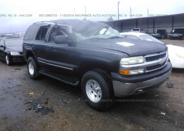 Inventory #150079947 2003 Chevrolet TAHOE