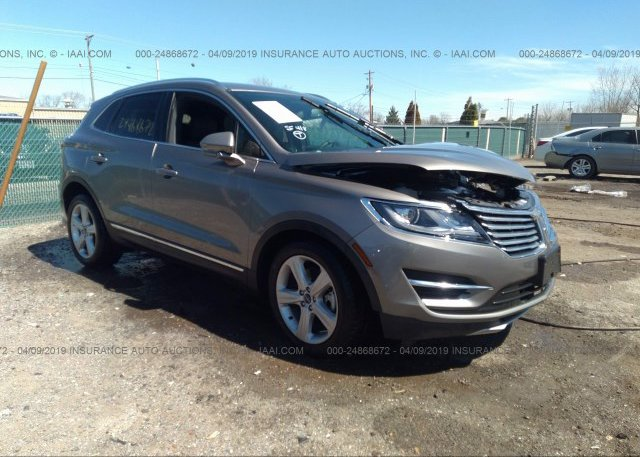 Inventory #843804430 2017 Lincoln MKC