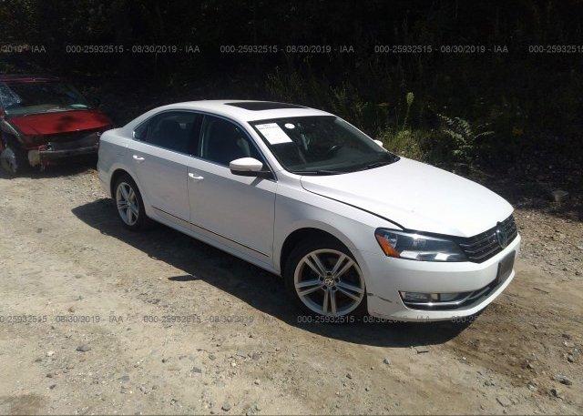 Inventory #643845069 2014 Volkswagen PASSAT