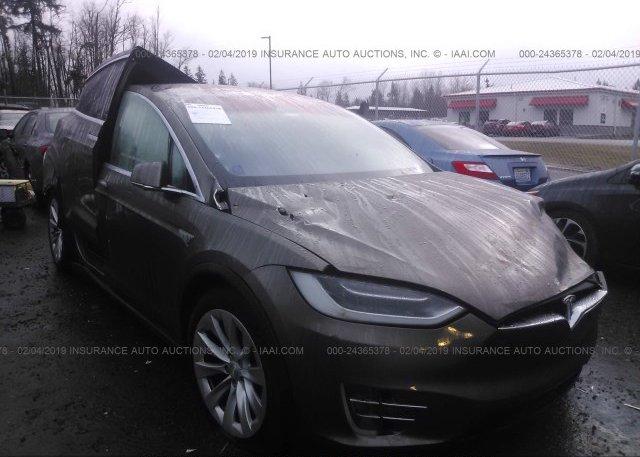 Inventory #368068603 2016 Tesla MODEL X