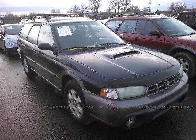 Inventory #868616608 1999 Subaru LEGACY