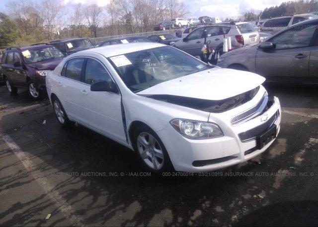 Inventory #387136939 2011 Chevrolet MALIBU