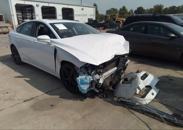 Inventory #531300837 2016 FORD FUSION