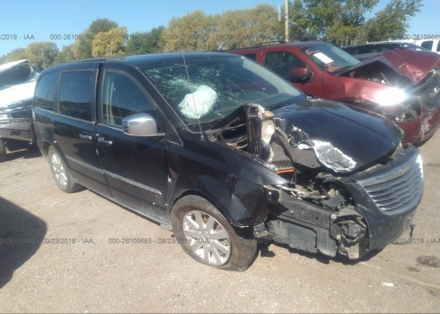 Inventory #221437815 2012 Chrysler TOWN & COUNTRY