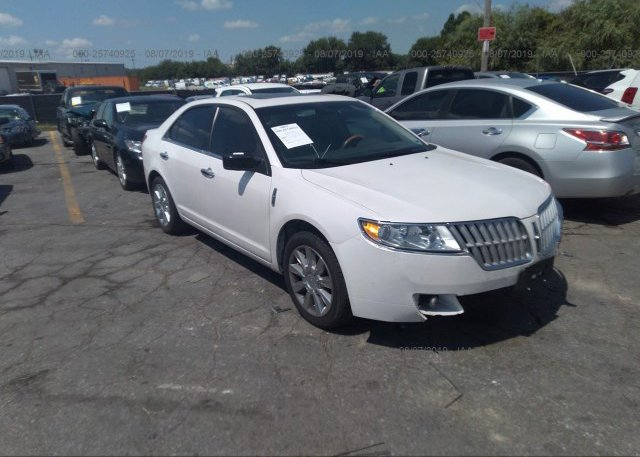 Inventory #421147391 2011 Lincoln MKZ